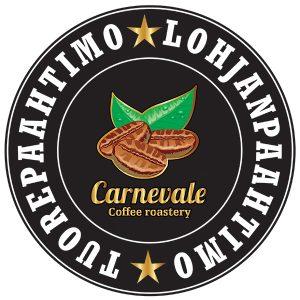 Carneval Lohjan paahtimo logo